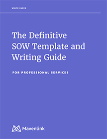 The Definitive SOW Template and Writing Guide for Professional Services