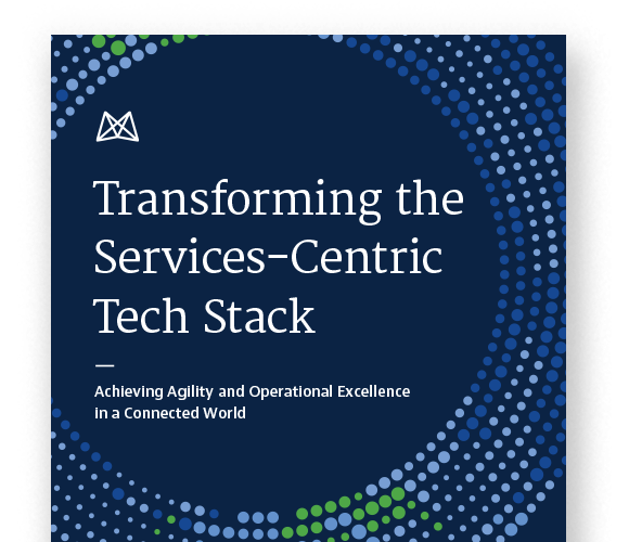 Transforming the Services-Centric Tech Stack