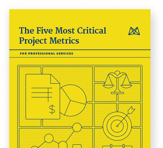 The Five Most Critical Project Metrics Prof Services