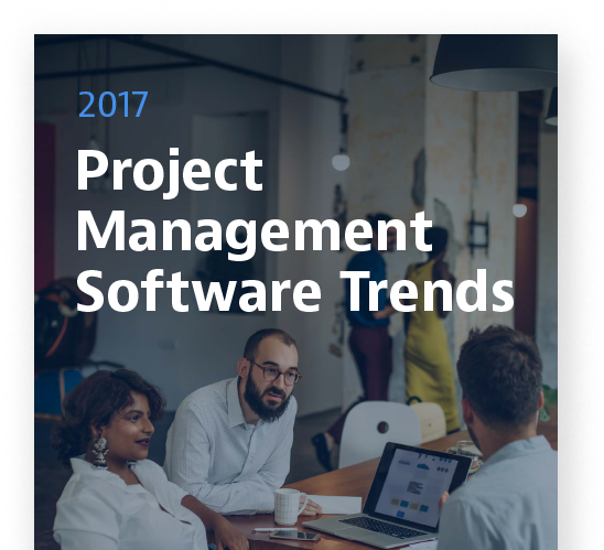 2017 Project Management Software Trends