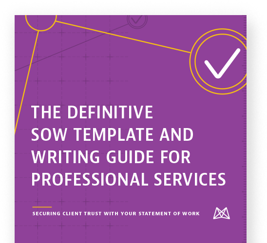 The Definitive SOW Guide for Professional Services