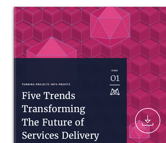 Five Trends Transforming The Future of Services Delivery