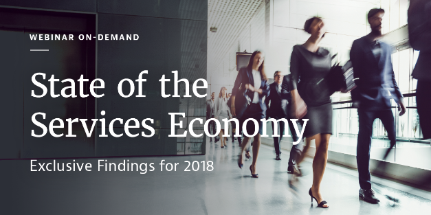 state of services 2018
