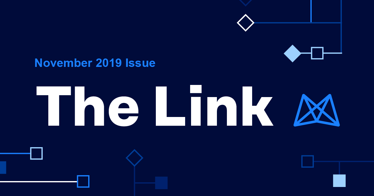 Nov 2019 Issue. The LINK
