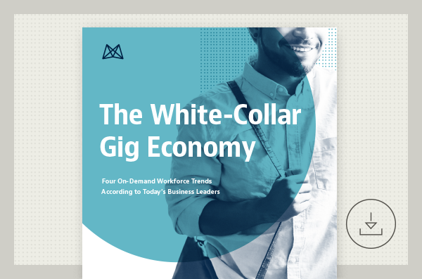 The White-Collar Gig Economy