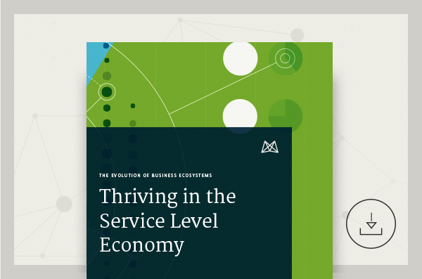 Service Economy Makes Work For >> Thriving In The Service Level Economy Mavenlink 2018